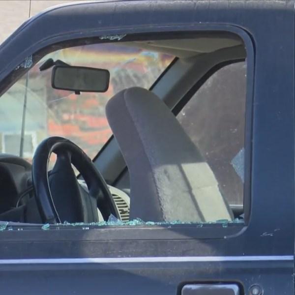 UPDATE: Canyon Police investigating Vandalism of Vehicle Windows