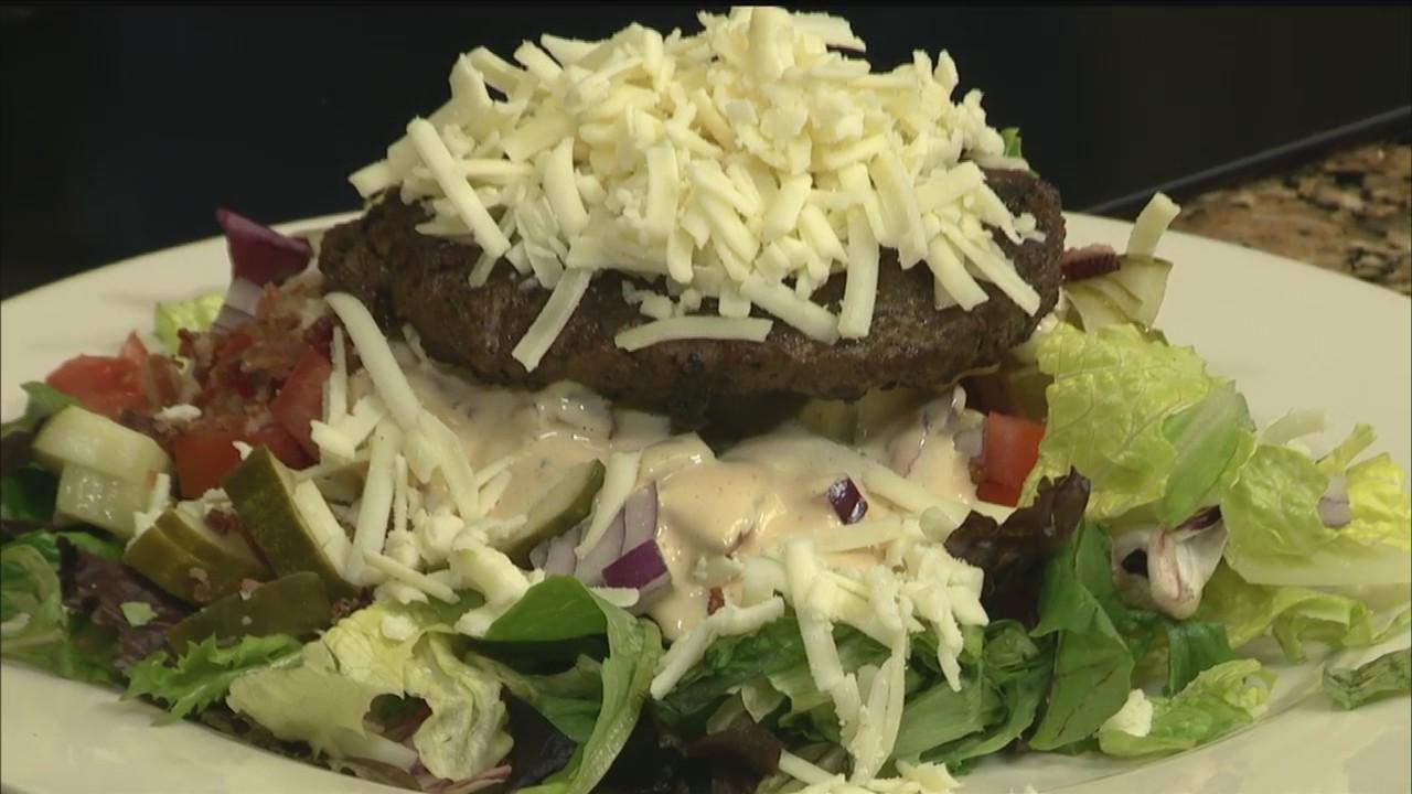 Chef Chad's Cheeseburger Salad Part 1