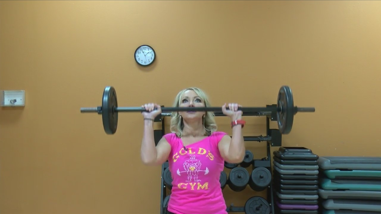 Fitness with Teresa: Body Pump