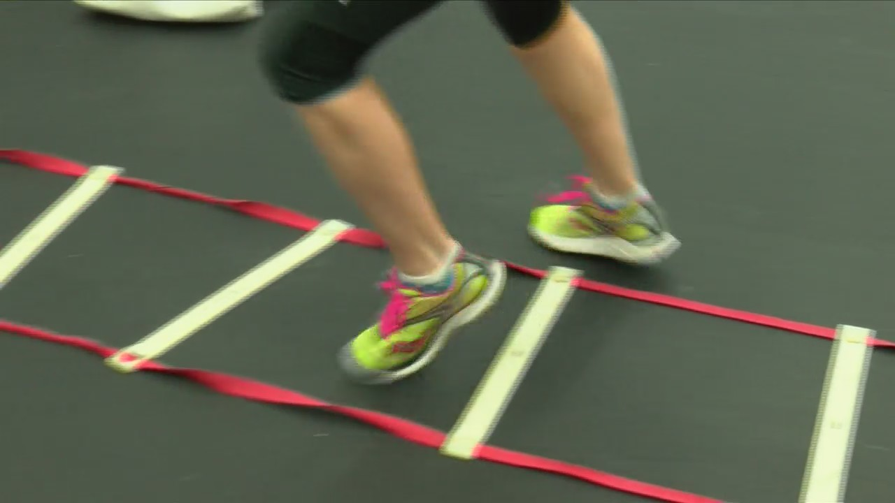 Fitness with Teresa: Boot Camp Challenge