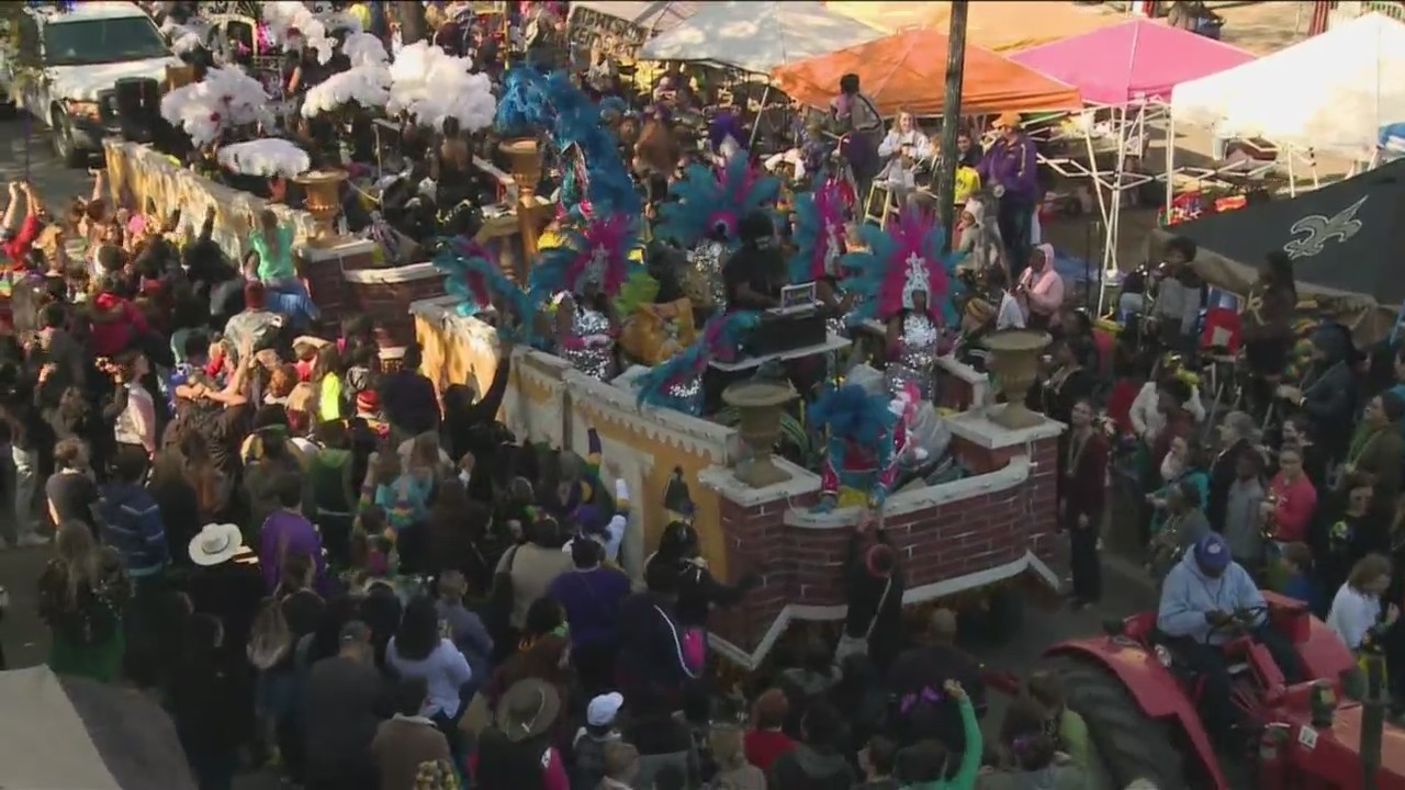 Happy Mardi Gras From The Big Easy