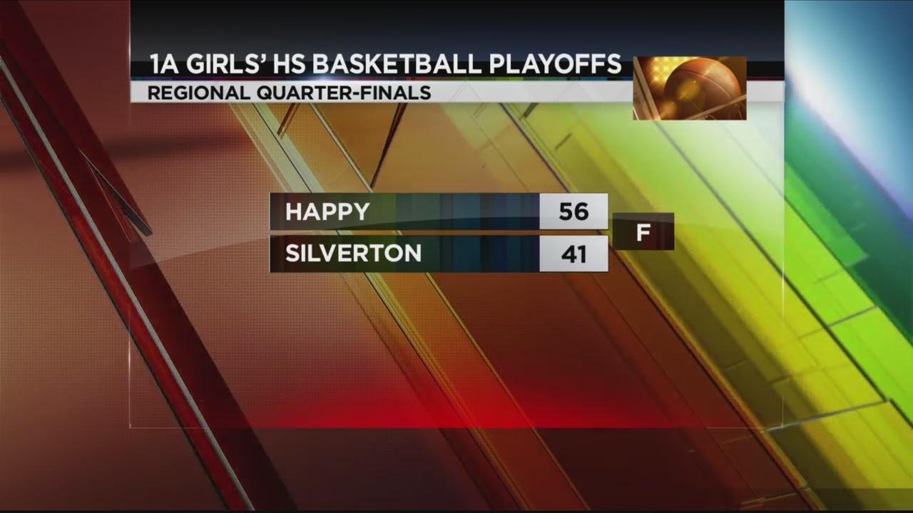 girls regional quarterfinals