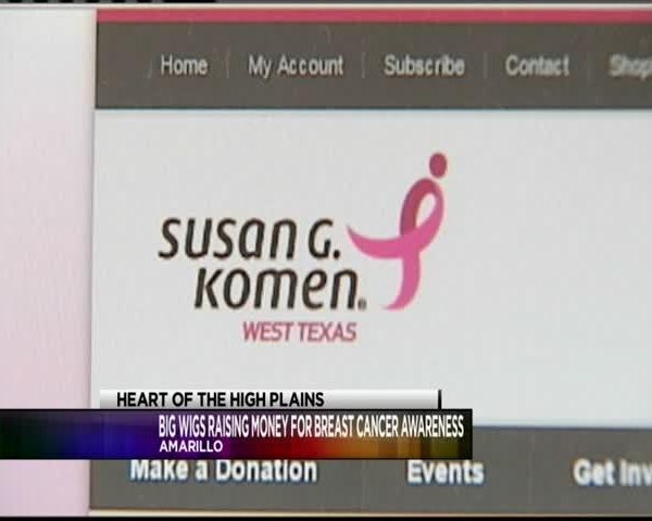 Big Wigs Raising Donations and Awareness for Susan G- Komen_48781545