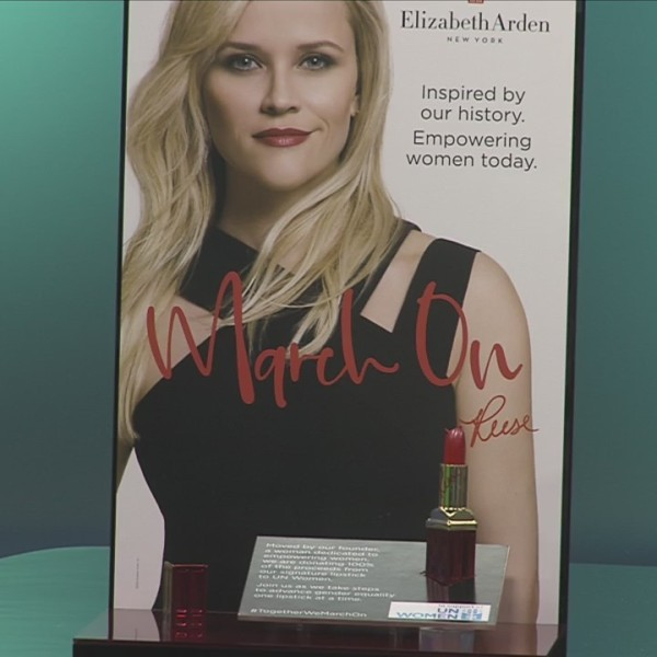 "Dillard's: ""March On"" Campaign"