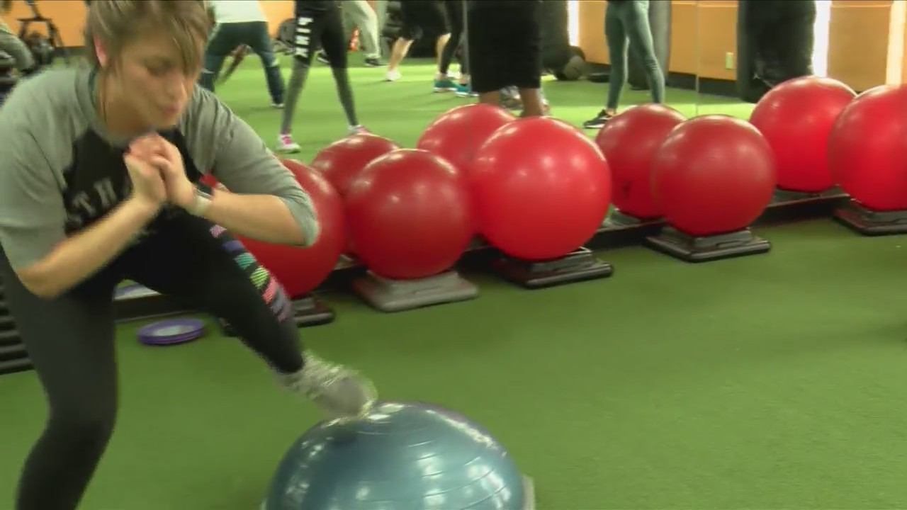 Fitness with Teresa: Inside A Bootcamp Class