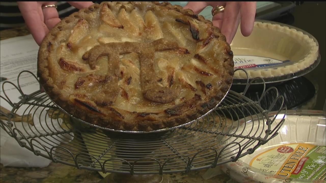 National Pi Day: Mimi's Apple Pie Part 1