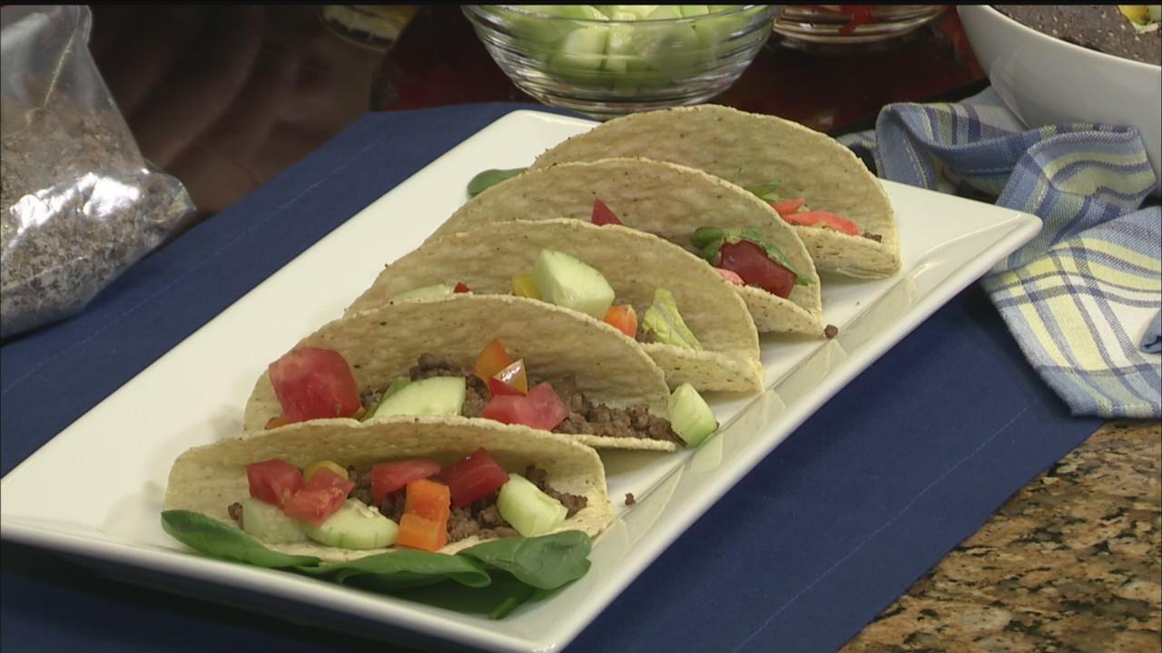 Texas Beef Council: Beef Picadillo Tacos Part 1