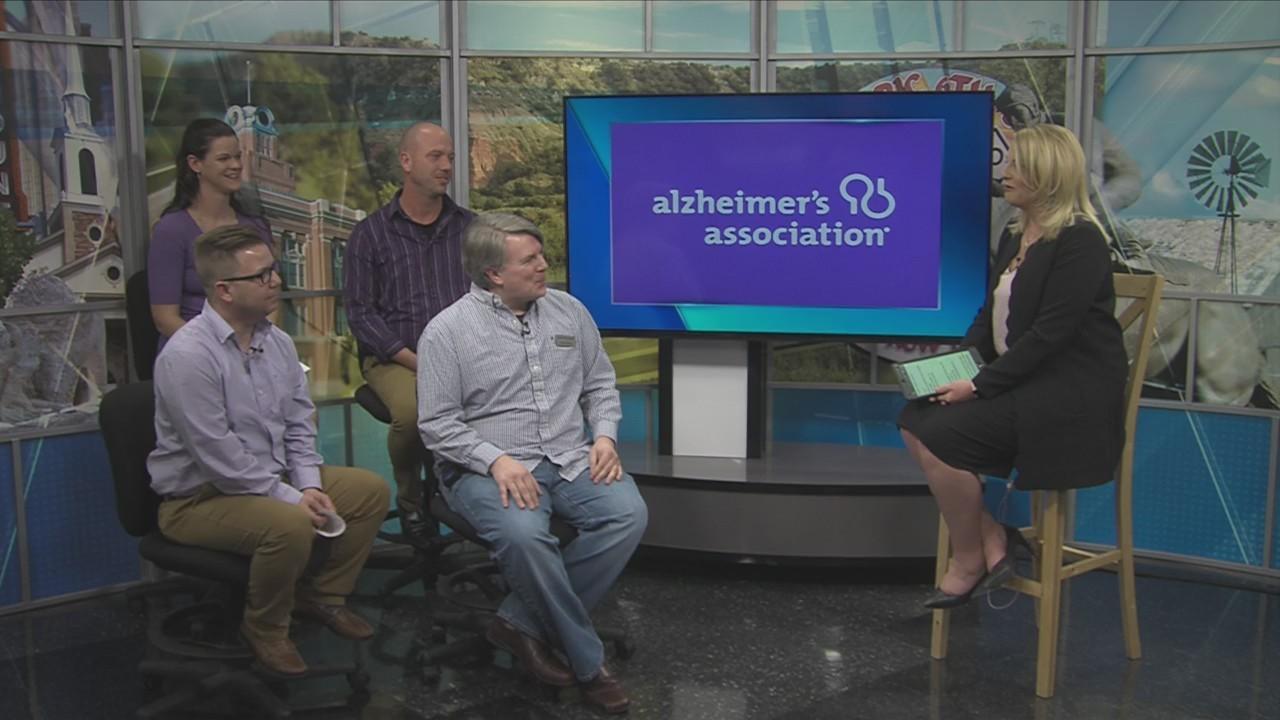 Upcoming Alzheimer's Association Events