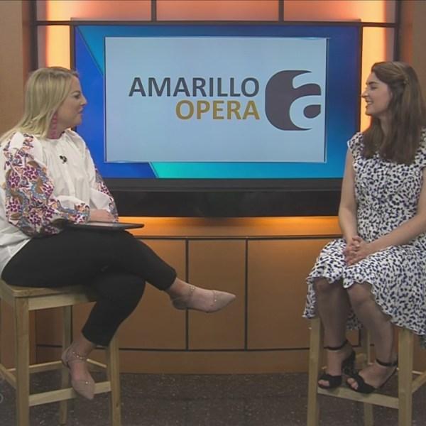 Amarillo Opera Spring Performance