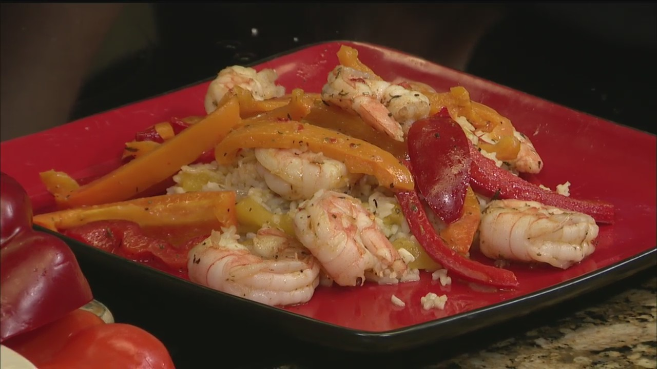 Back To The Table with Chef Bud: Caribbean Shrimp and Rice3