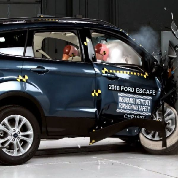 Safety Ratings Released for Small SUVs