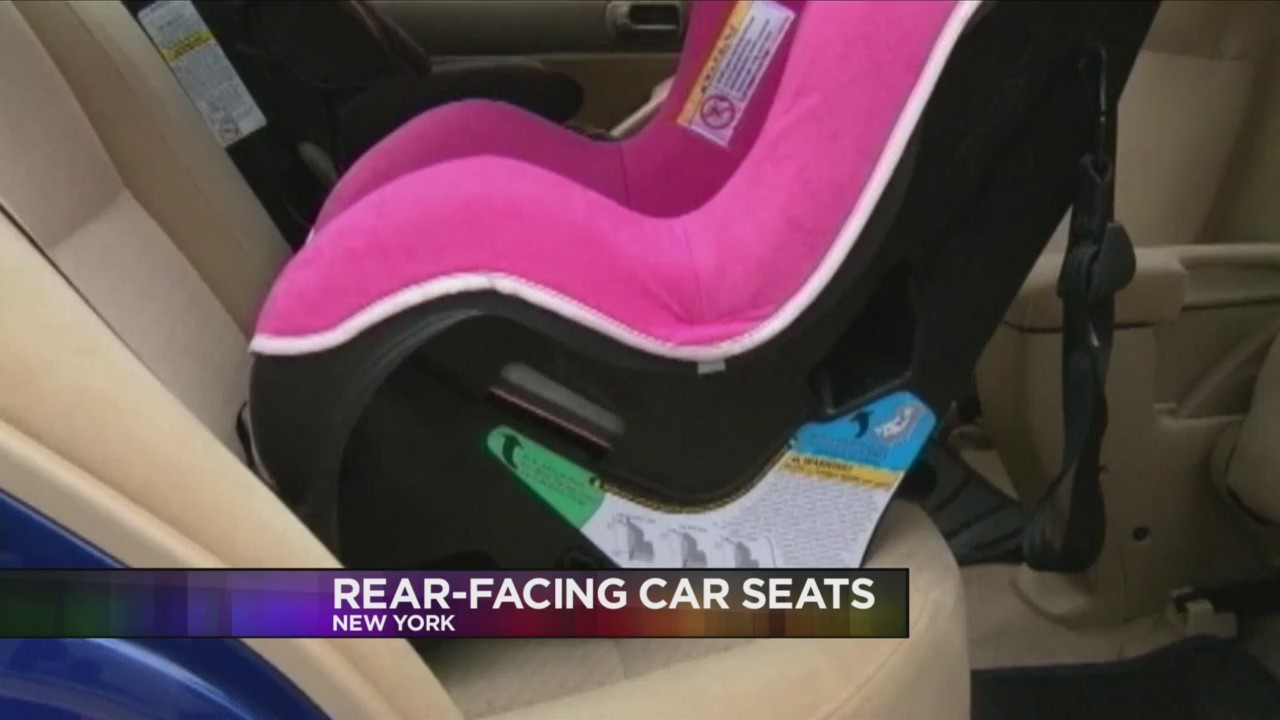 Today's Health - Rear Facing Car Seats and Crashes