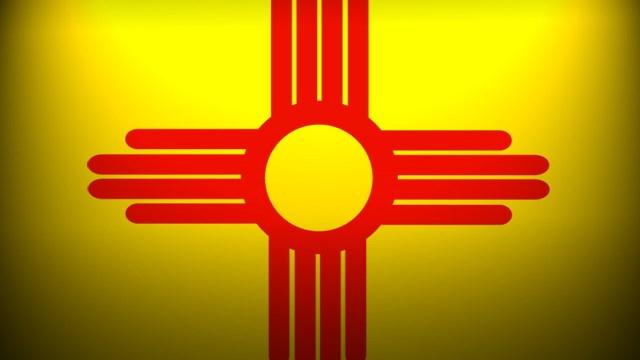 New Mexico Flag 3