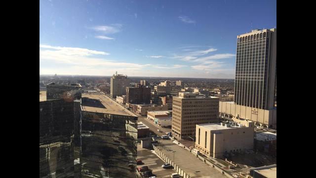 City of Amarillo Skyline