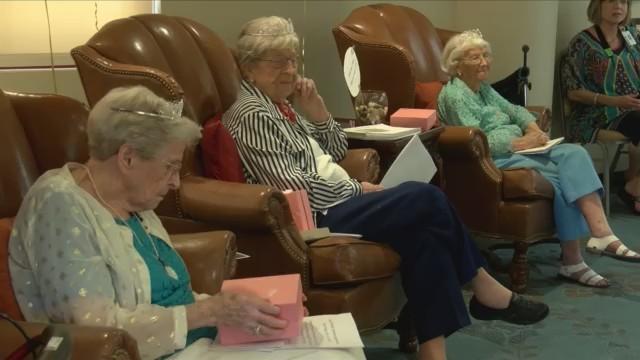 3 Park Central Retirees Celebrate 100th Birthday