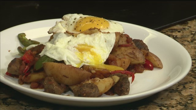 Back to the Table with Chef Bud - Carne Asada Hash pt 2