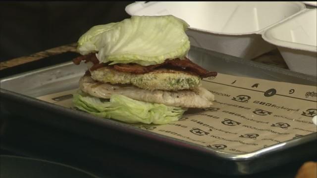BurgerFi Chicken