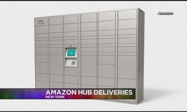 Consumer News - Amazon Making Deliveries Easier for Apartment Residents