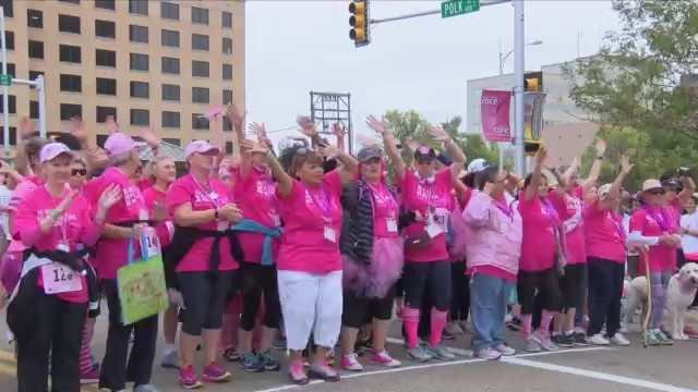 Race For The Cure Registration Time