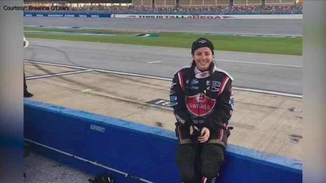 Amarillo Woman Making NASCAR History