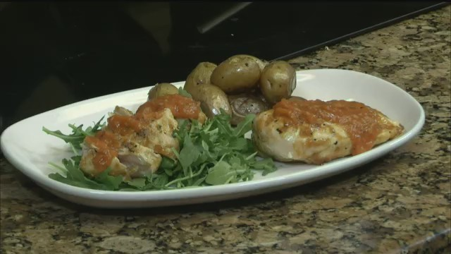 Back to The Table with Chef Bud: Spicy Bourbon Chicken 3
