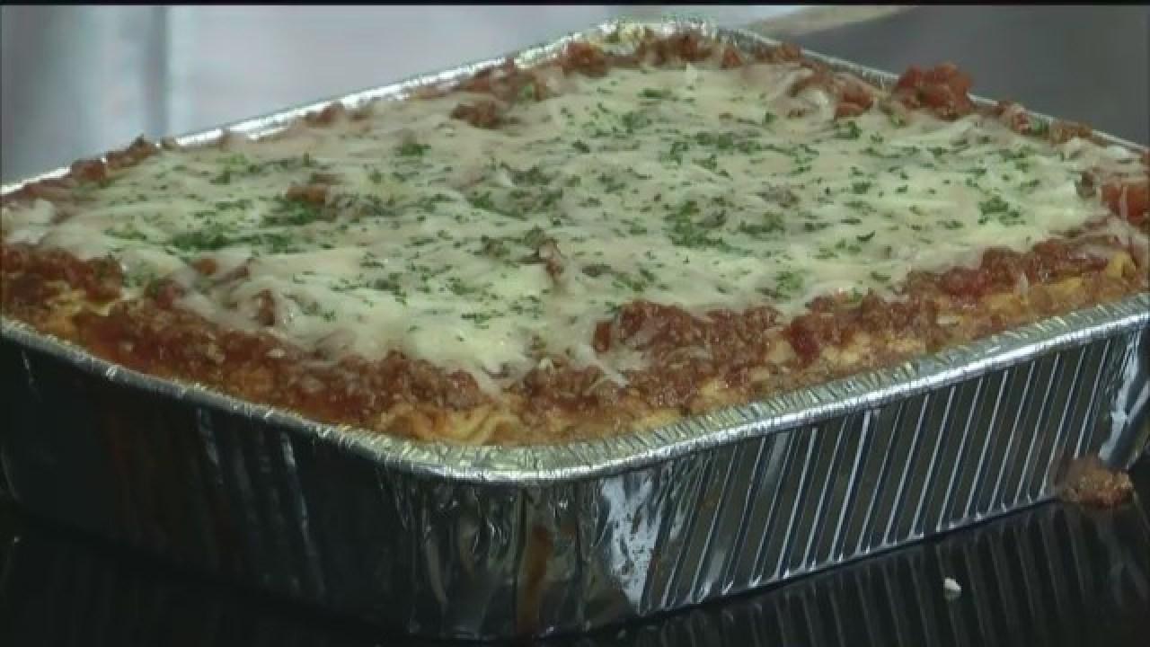 Celebrating National Lasagna Day With Olive Garden