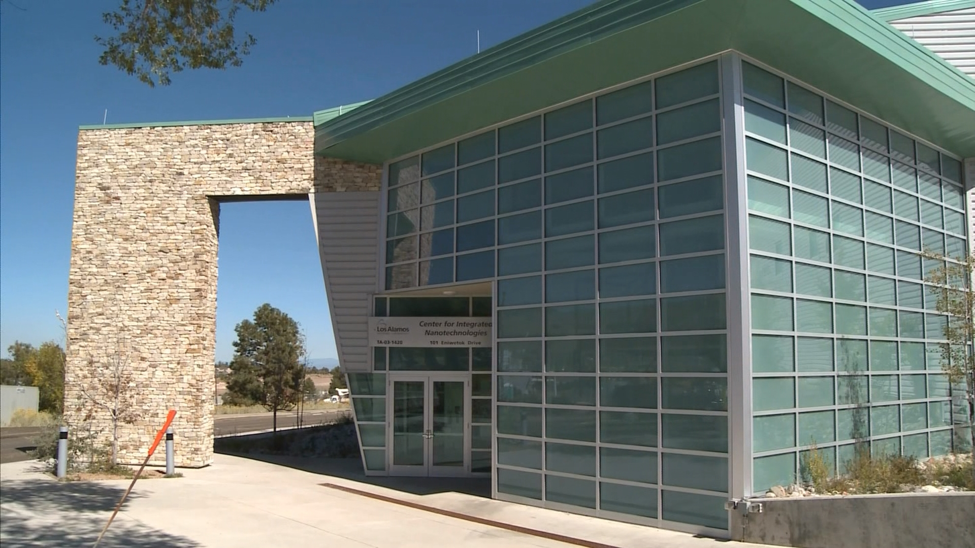 Los Alamos National Lab- New Mexico- File