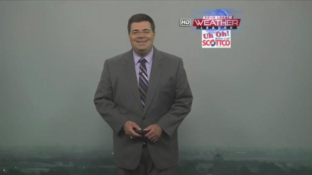 August 20, Morning Forecast