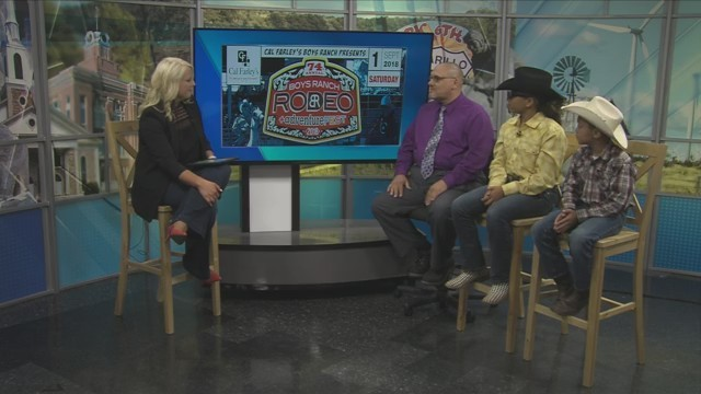 Boys Ranch Rodeo Returns Labor Day Weekend