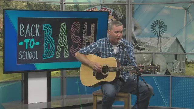 Matt Martindale Live at Back-to-School Bash 1
