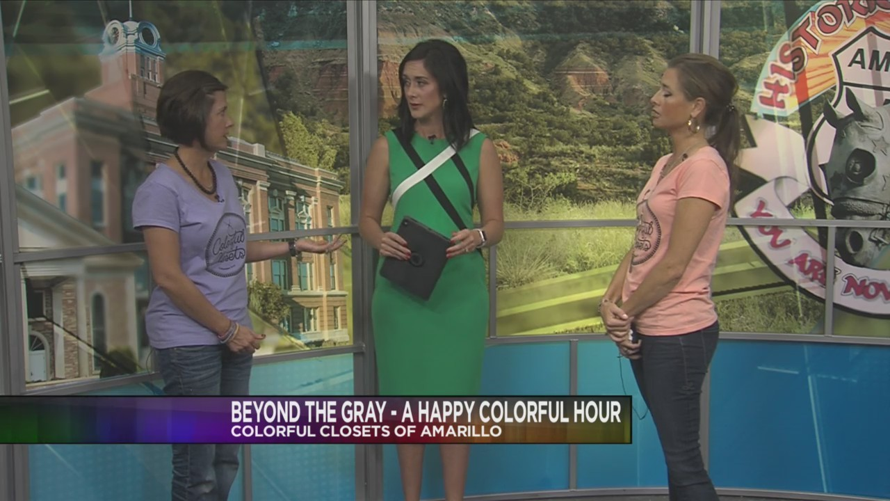 Beyond the Gray: A Happy Colorful Hour