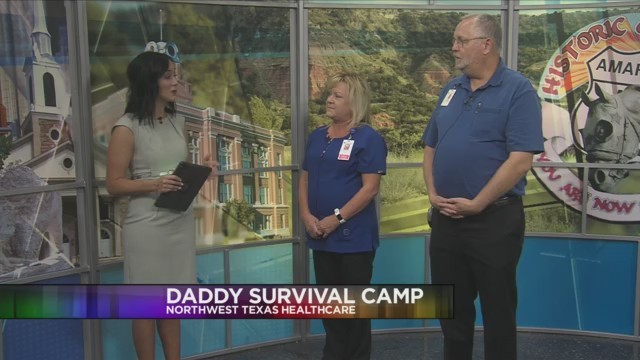 Parenting Classes with Northwest Texas Hospital