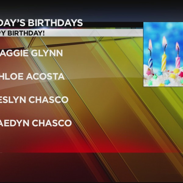 Today's Birthdays 9/19/2018