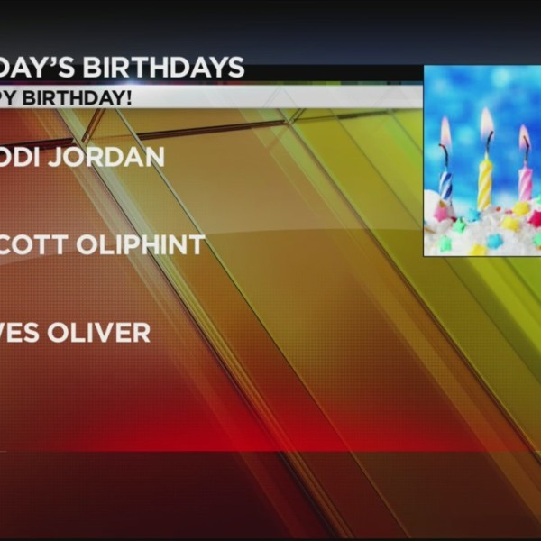 Today's Birthdays 9/28/2018