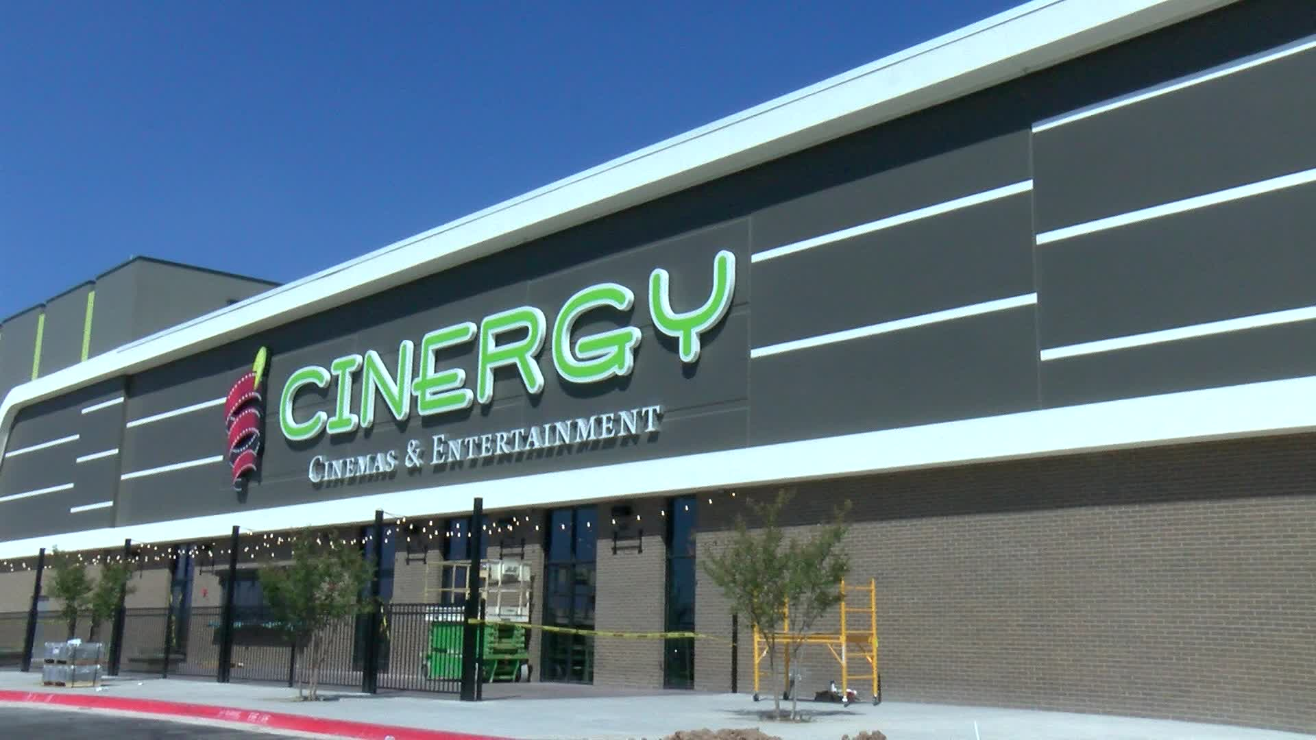 Sneak Peek at Cinergy Entertainment