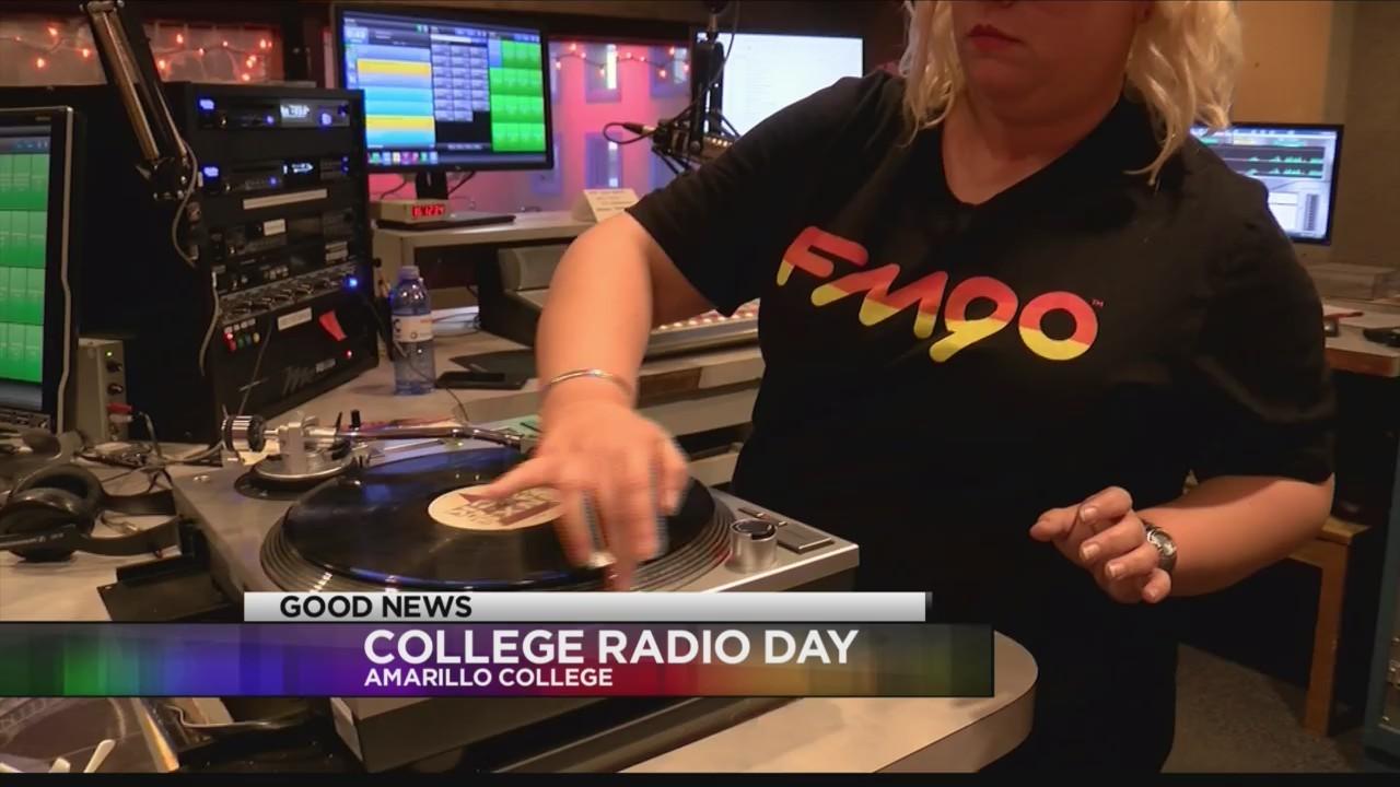 Amarillo College Celebrates World College Radio Day