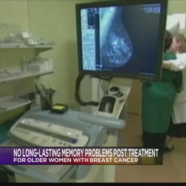 Health News - Breast Cancer Treatment and Alzheimer's Disease
