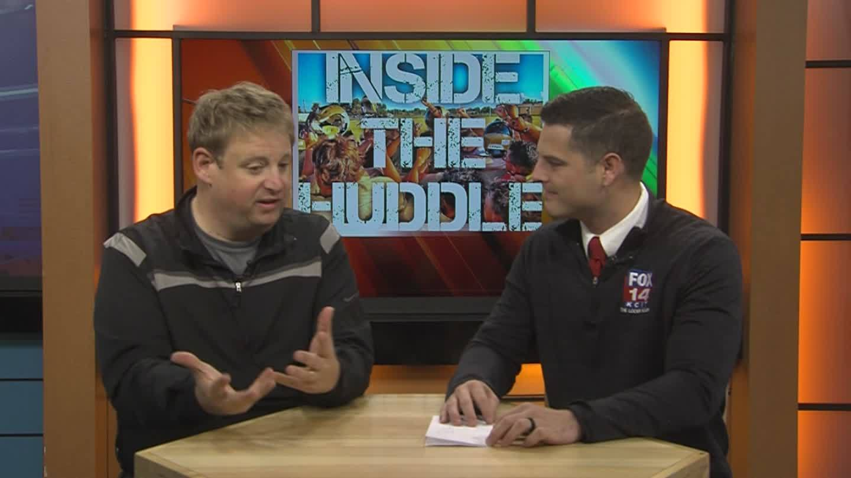 Inside the Huddle Week 8 10-17-18