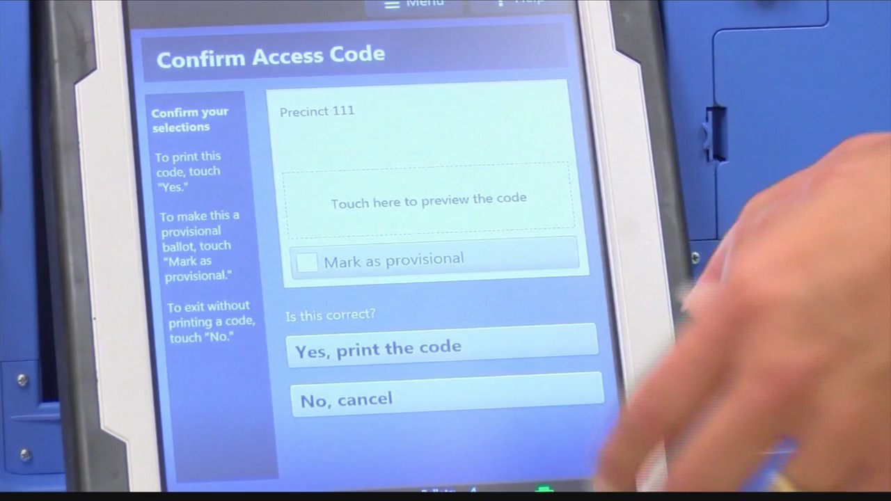 Local Election Officials Warn of Voter Registration Scam