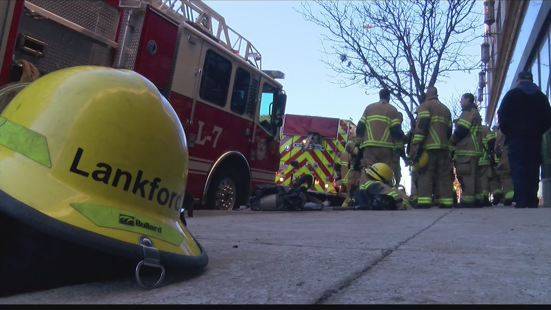 Amarillo Fire Department Holds High-Rise Training