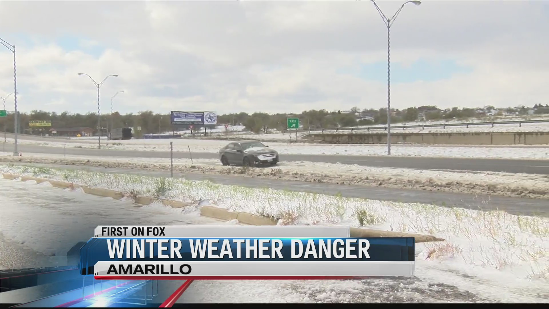Winter Weather Conditions Cause Safety Concerns