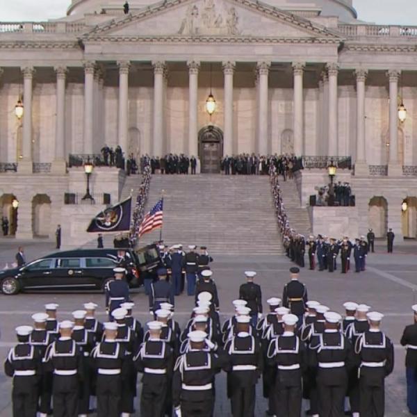 America Honors George H.W. Bush