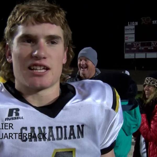 Canadian Wildcats are State Bound