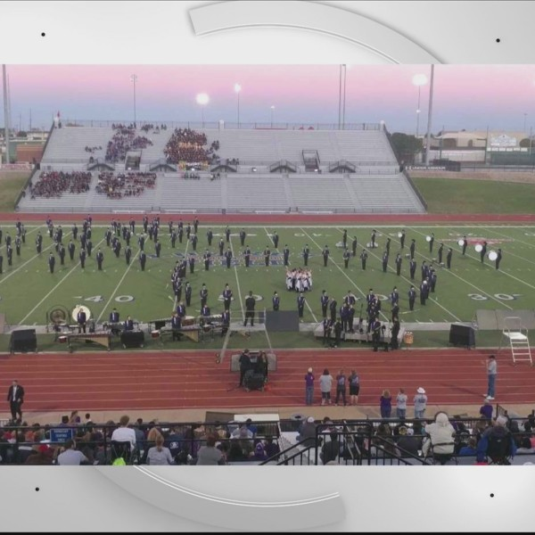 Canyon High School Soaring Pride Marching Band Places 4th at State