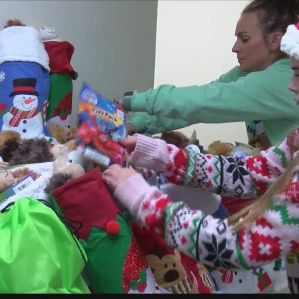 Faith City Mission Gets a Special Donation for Christmas