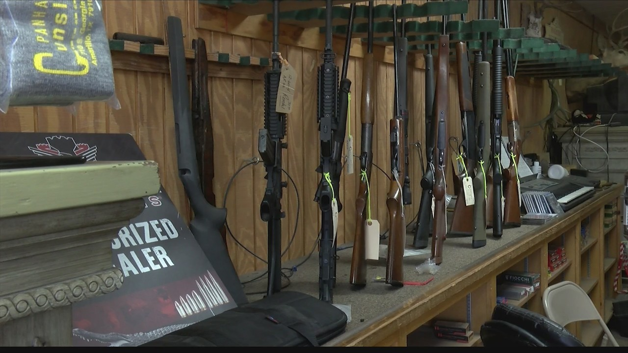 Local Gun Store Owner Supports Gun Owners of America Lawsuit Against ATF
