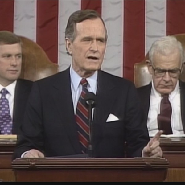 Rep. Mac Thornberry Remembers President George H. W. Bush