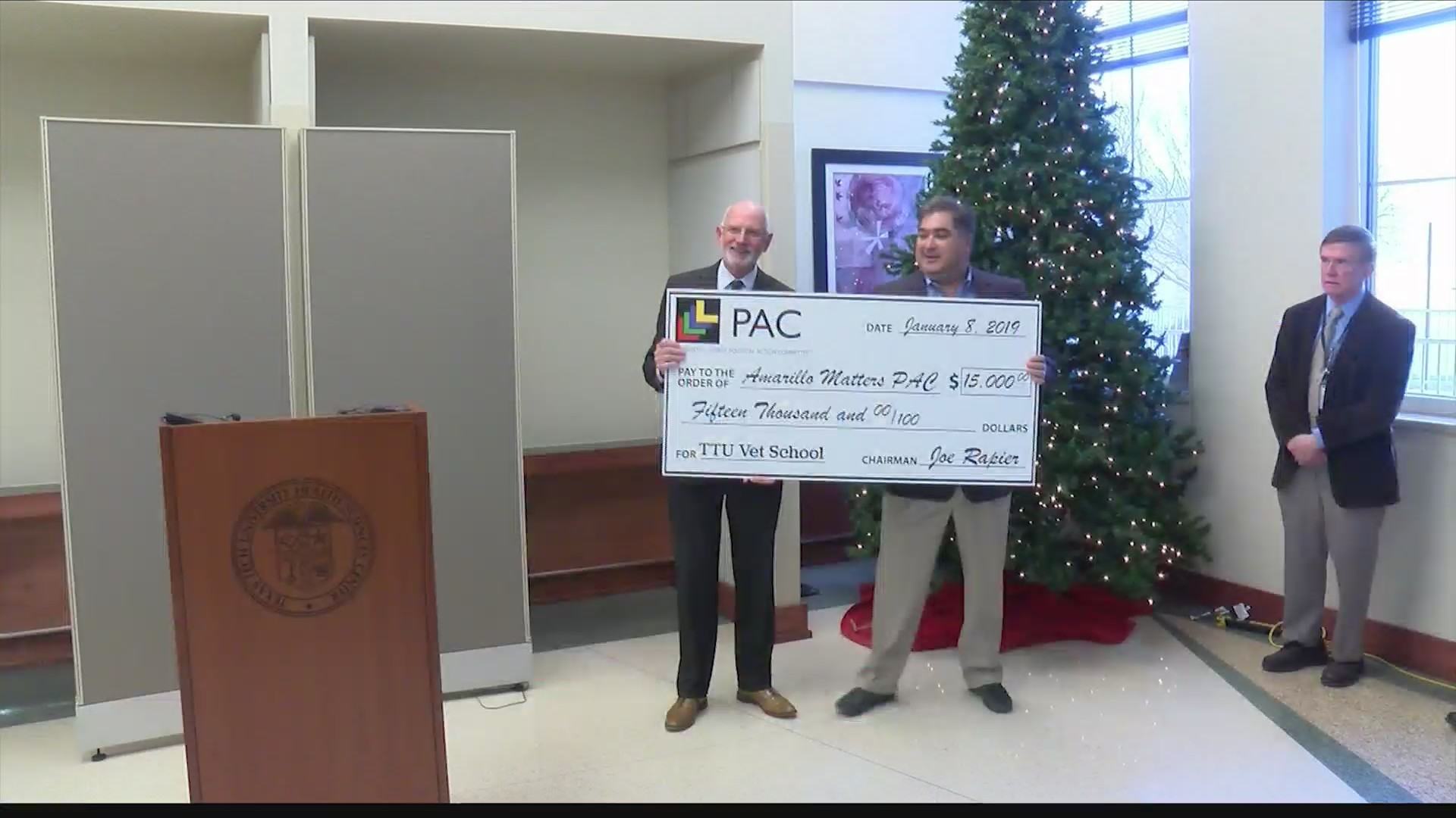 Amarillo Matters gets $15,000 from Lubbock Chamber PAC