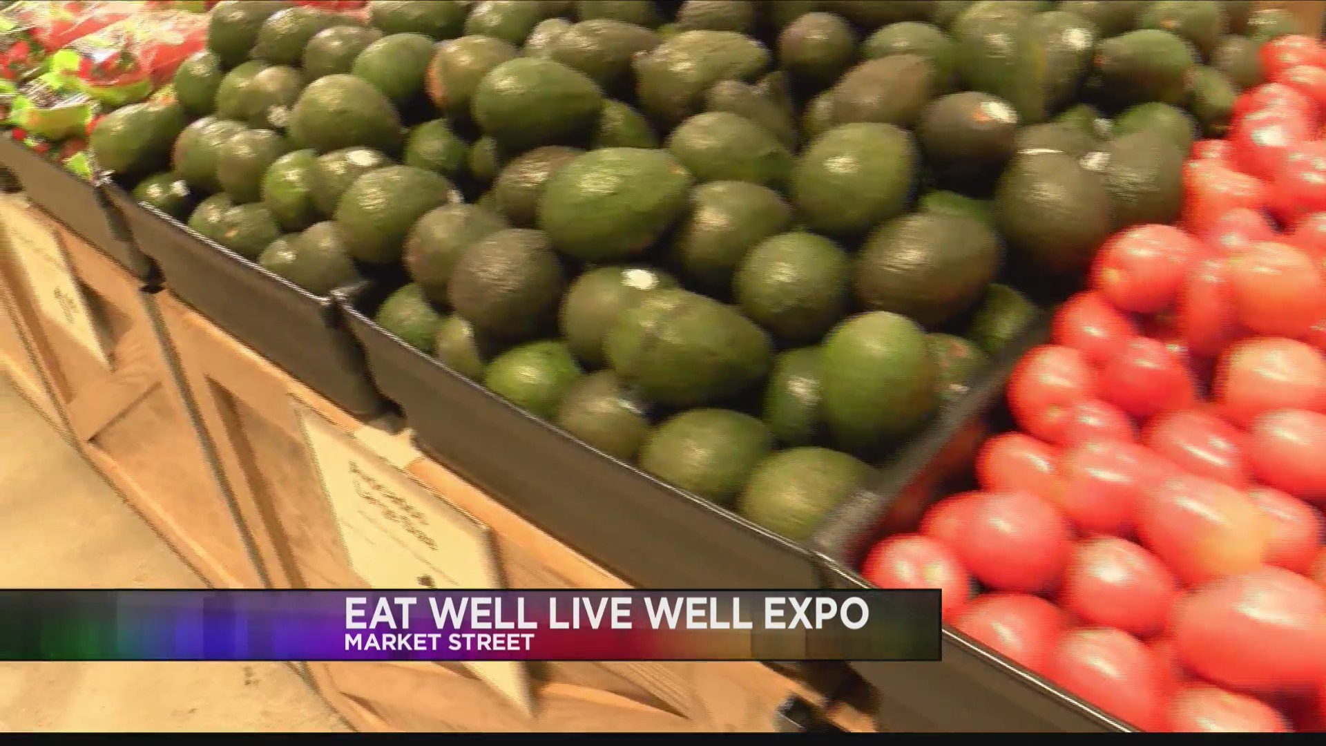 Eat Well Live Well Expo Promotes Healthy Eating