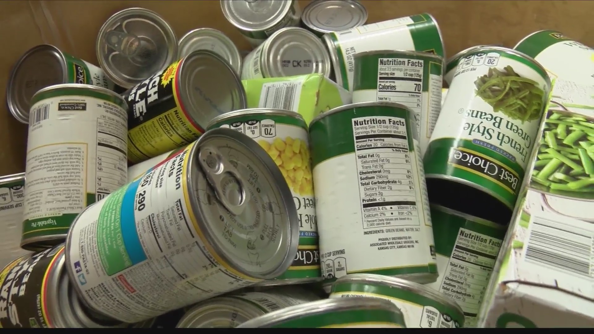 Relief for High Plains Food Bank as Government Reopens